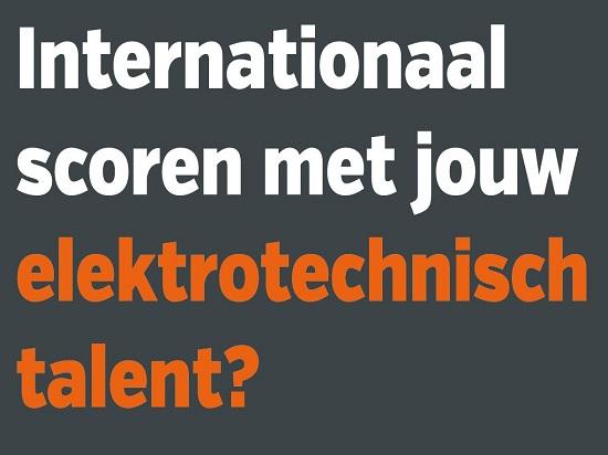 Internationaal elektrotechnisch talent